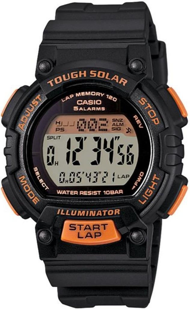 Оригинальные часы Casio Standart STL-S300H-1BEF