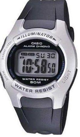 Оригинальные часы Casio Standart W-42H-1AVHEF