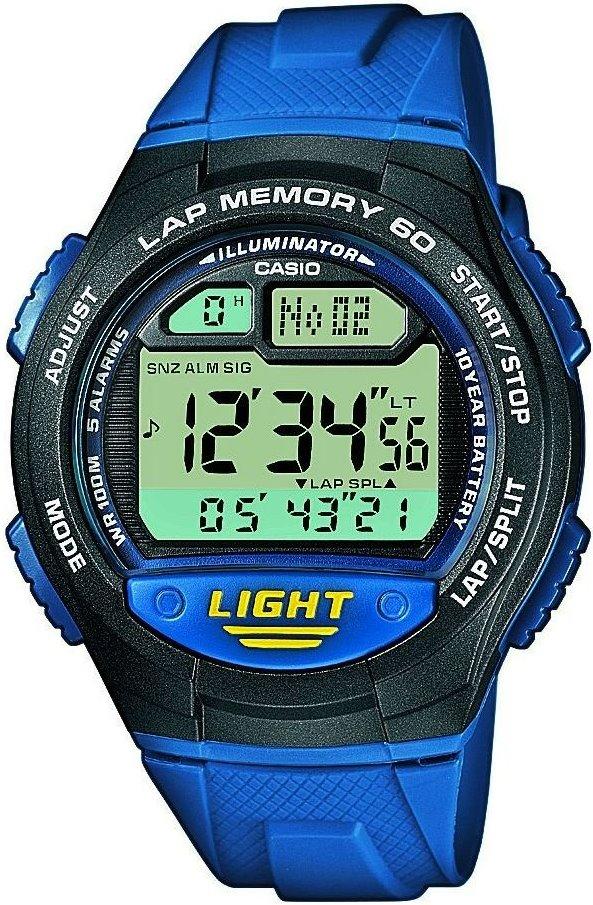 Оригинальные часы Casio Standart W-734-2AVEF