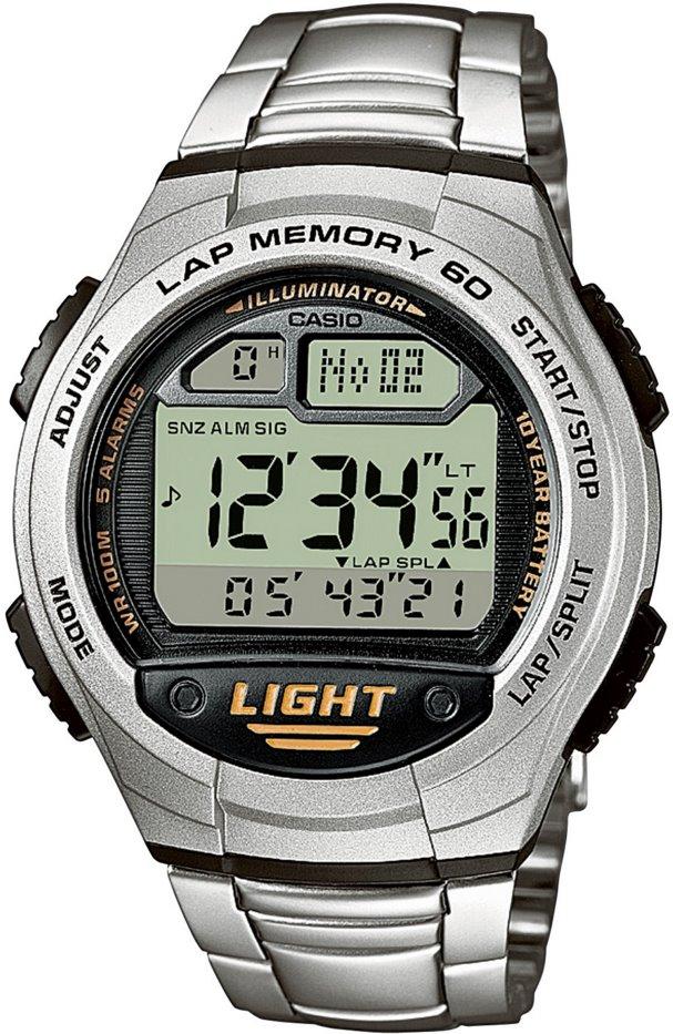 Оригинальные часы Casio Standart W-734D-1AVEF