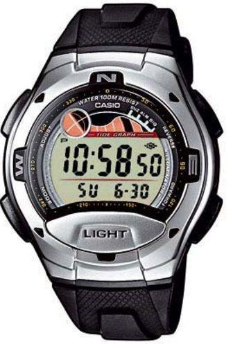 Оригинальные часы Casio Standart W-753-1AVEF