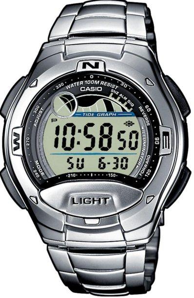 Мужские часы Casio Standard W-753D-1AVEF