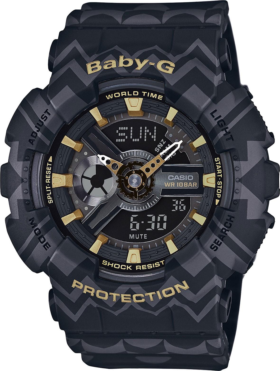 Женские часы Casio Baby-G BA-110TP-1AER