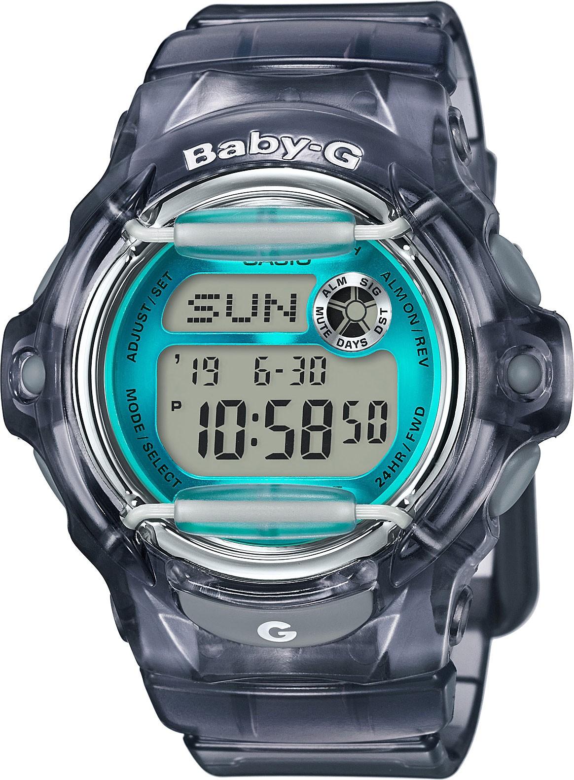 Детские часы Casio Baby-G BG-169R-8BER