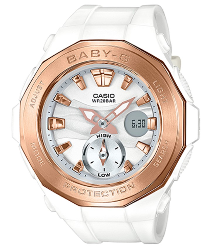 Детские часы Casio Baby-G BGA-220G-7AER
