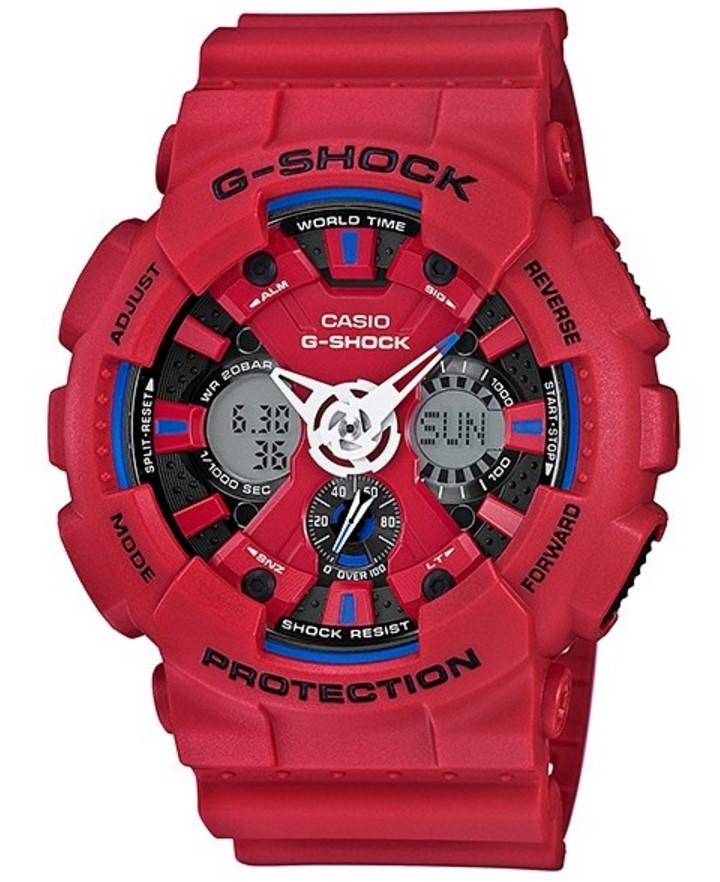 Мужские часы Casio G-Shock GA-120TR-4AER