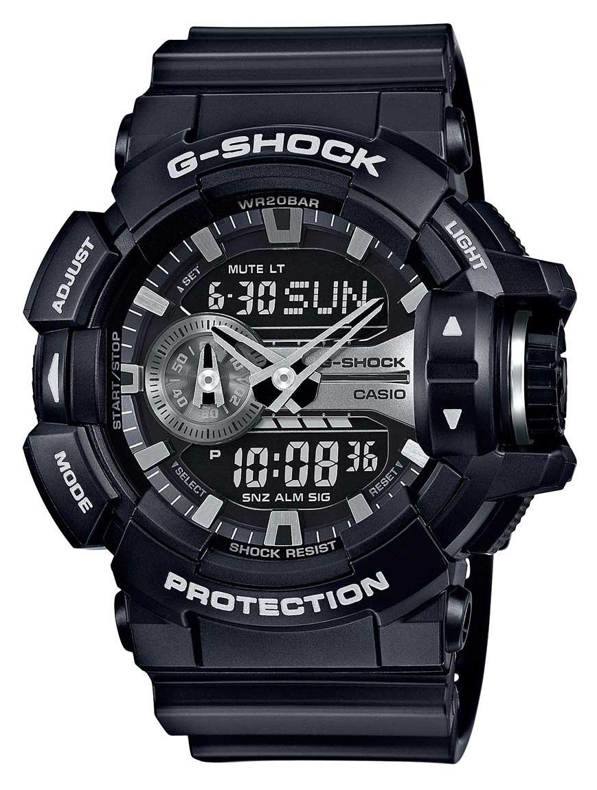 Мужские часы Casio G-Shock GA-400GB-1AER