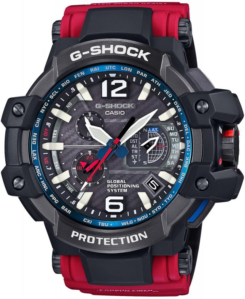 Мужские часы Casio G-Shock GPW-1000RD-4AER