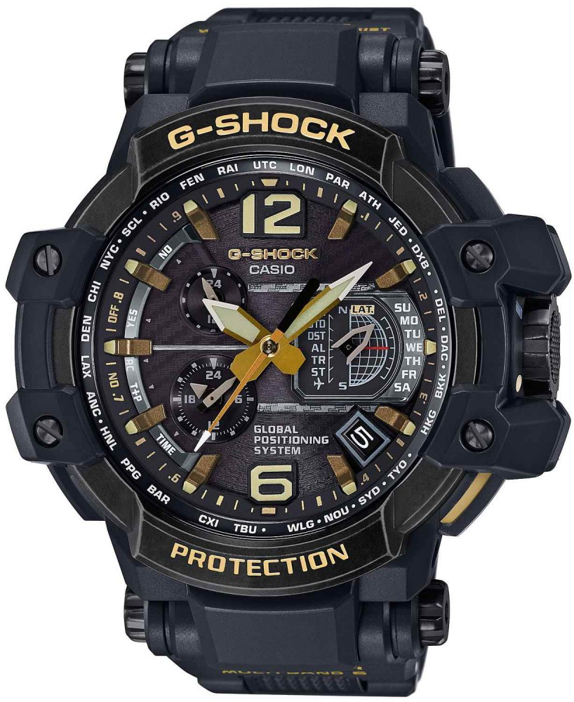 Мужские часы Casio G-Shock GPW-1000VFC-1AER