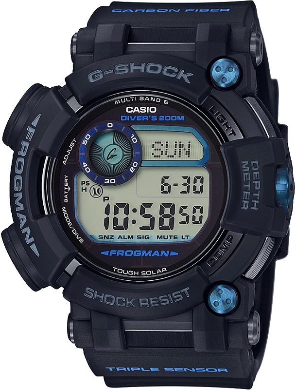 Мужские часы Casio G-Shock GWF-D1000B-1ER
