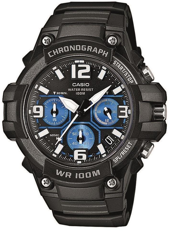 Мужские часы Casio MCW-100H-1A2VEF