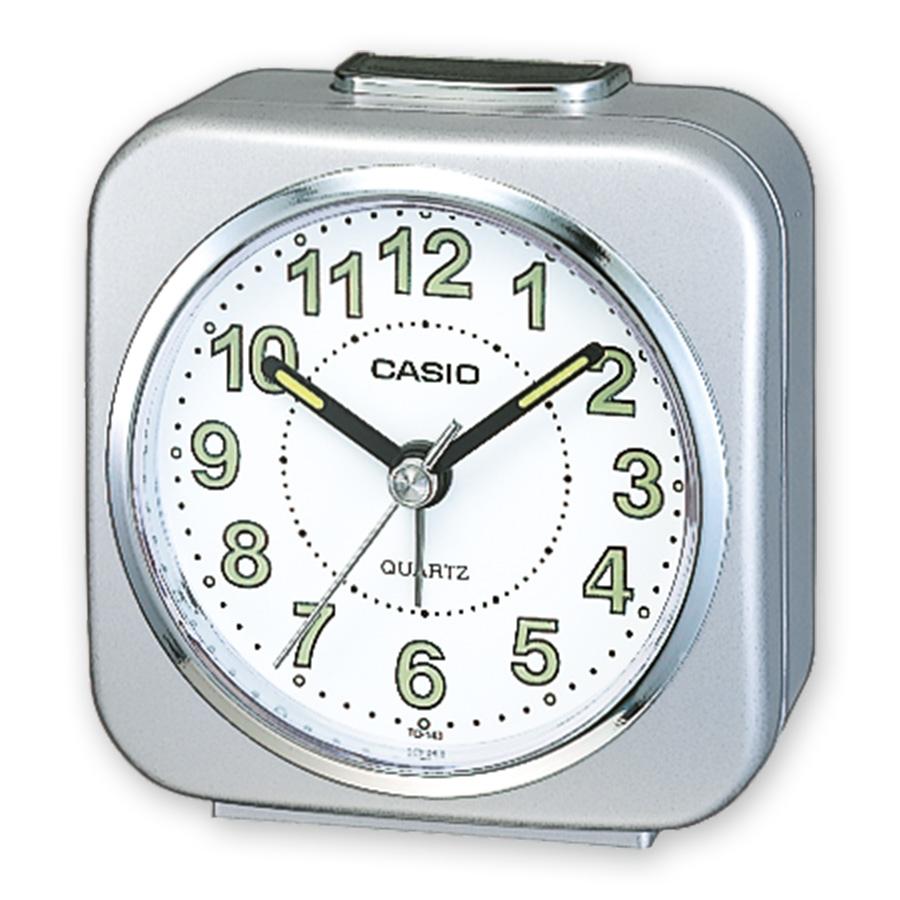 Будильник Casio Alarm clocks TQ-143S-8EF