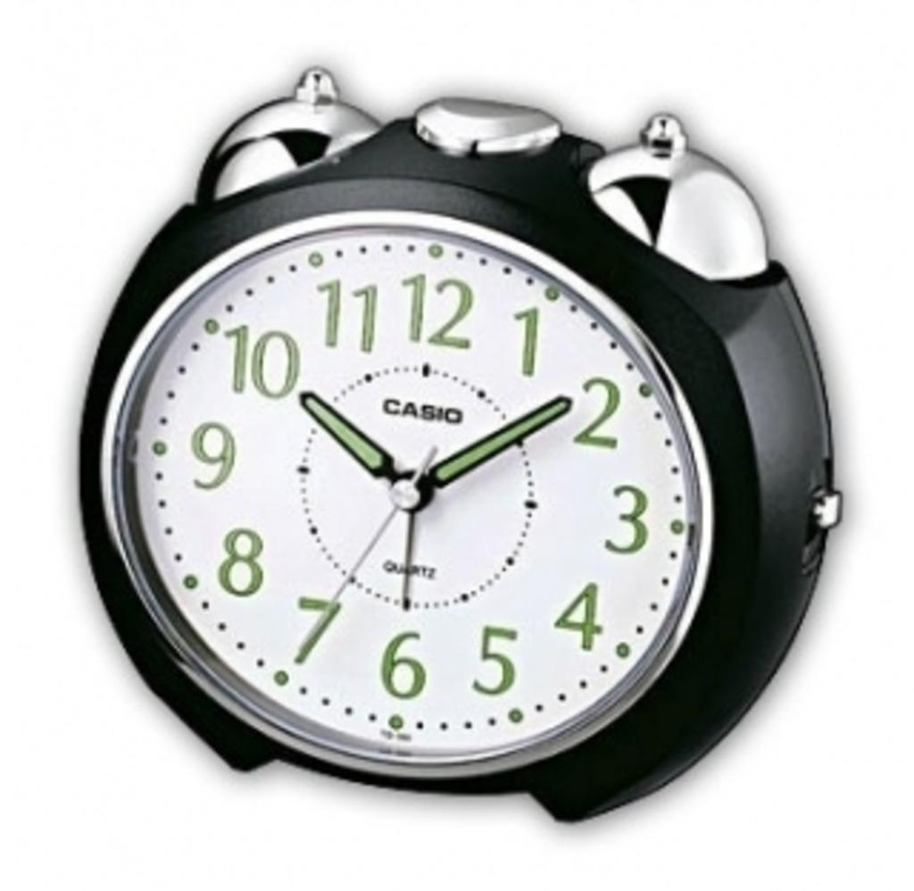 Будильник Casio Alarm clocks TQ-369-1EF