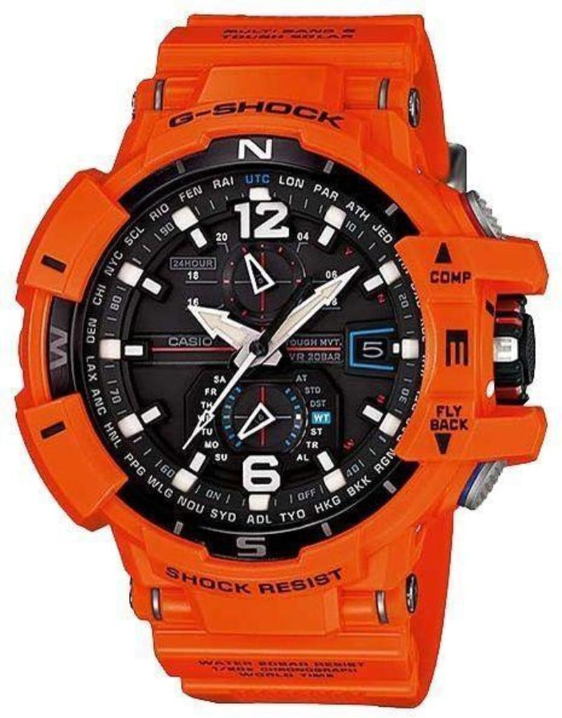 Оригинальные часы Casio G-Shock GW-A1100R-4AER