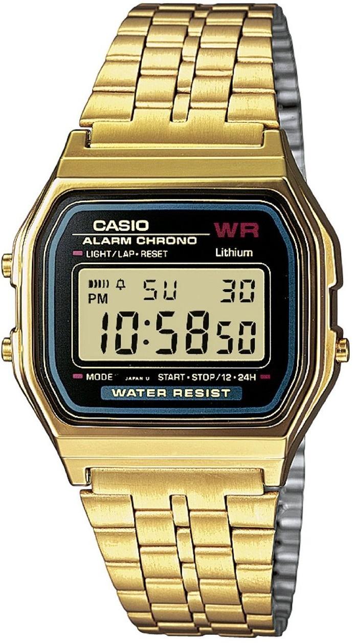 Мужские часы Casio Standard A159WGEA-1EF