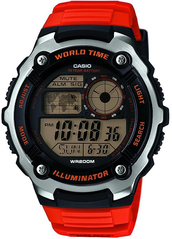 Мужские часы Casio Standard AE-2100W-4AVEF