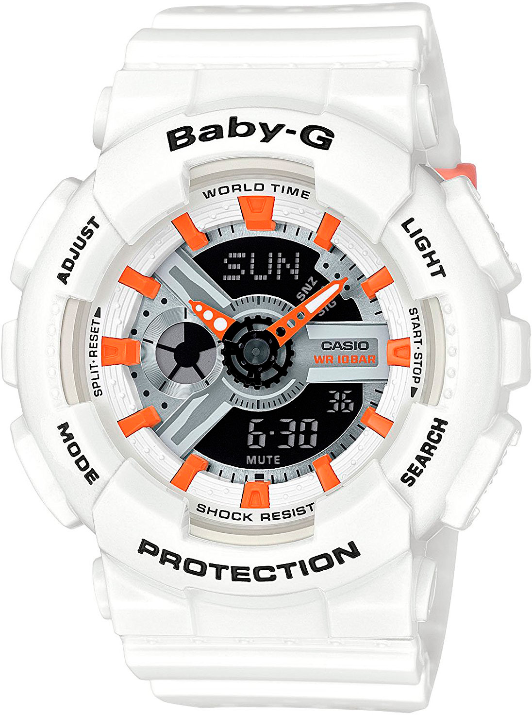 Женские часы Casio Baby-G BA-110PP-7A2ER