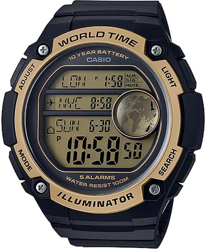 Мужские часы Casio Standard AE-3000W-9AVEF