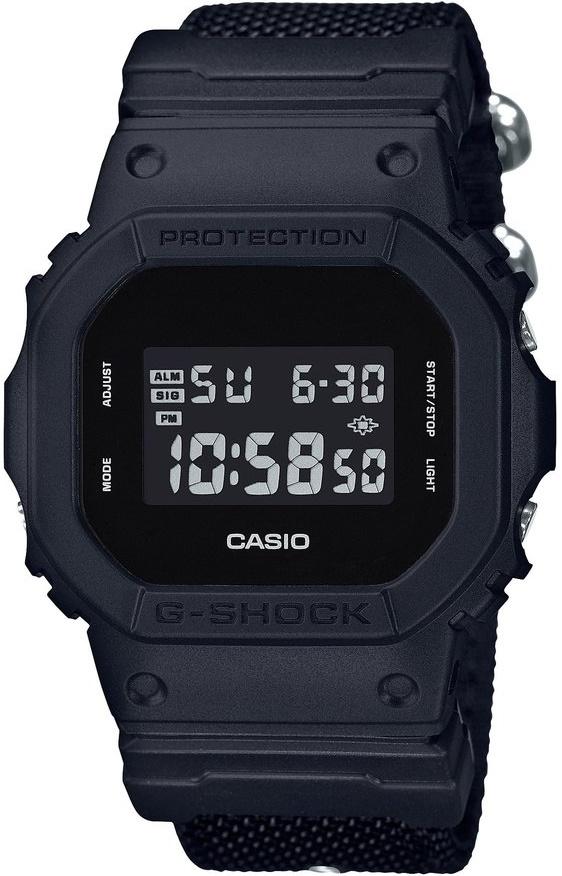 Мужские часы Casio G-Shock DW-5600BBN-1ER