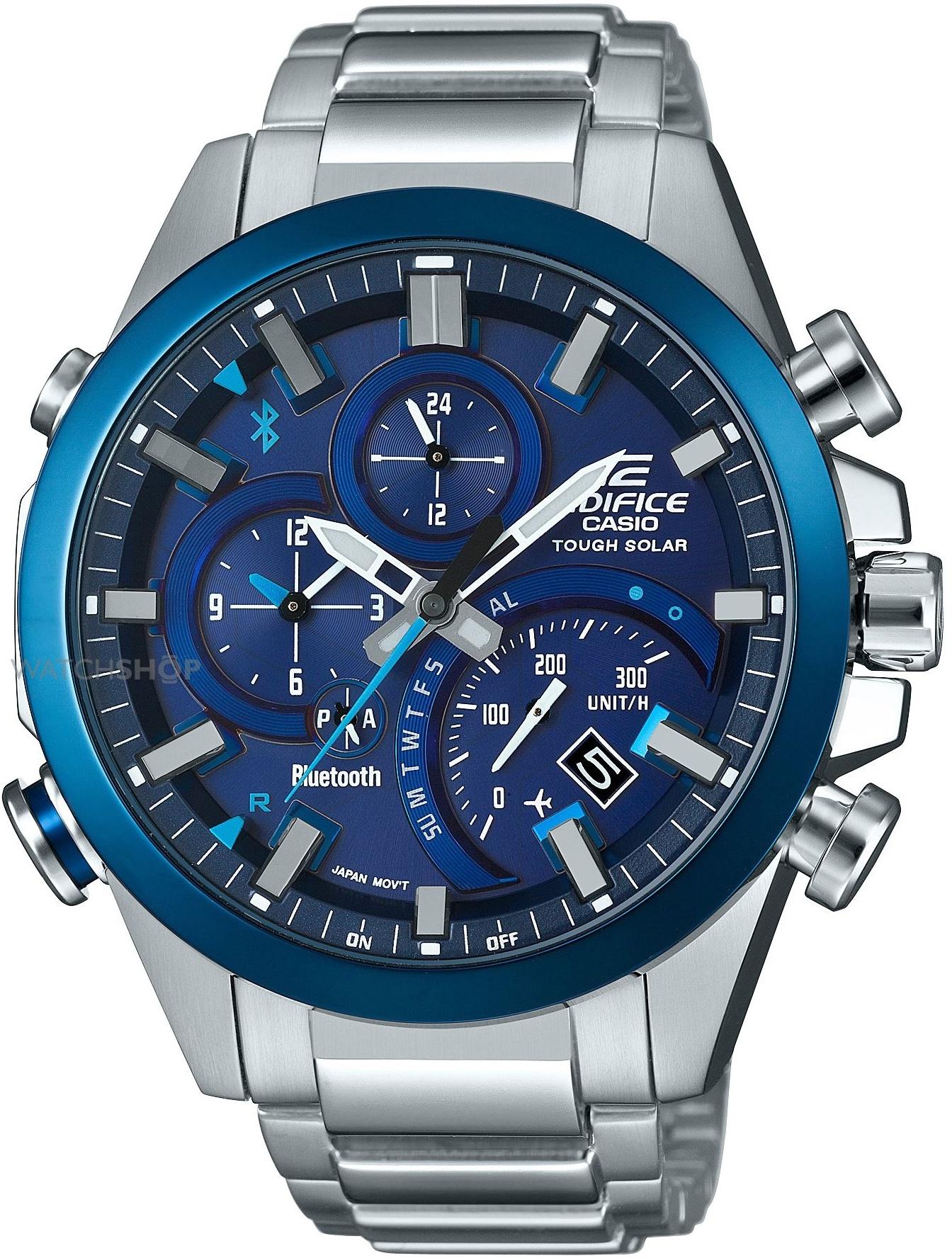 Мужские часы Casio Edifice EQB-500DB-2AER