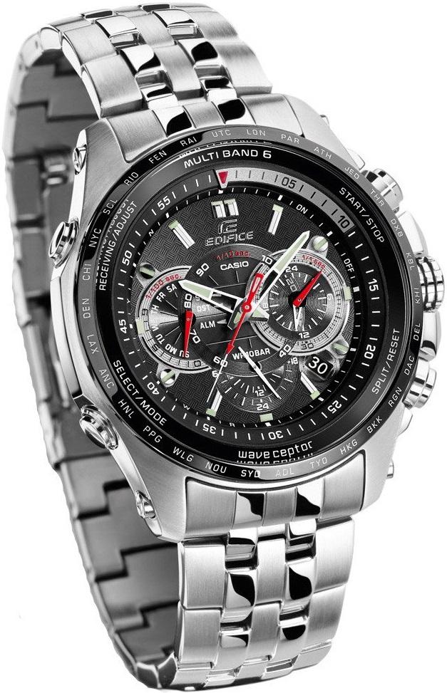 Оригинальные часы Casio Edifice EQW-M710DB-1A1ER