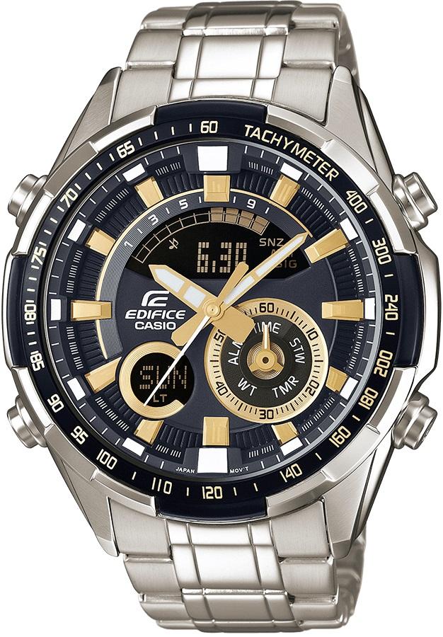 Мужские часы Casio Edifice ERA-600D-1A9VUEF