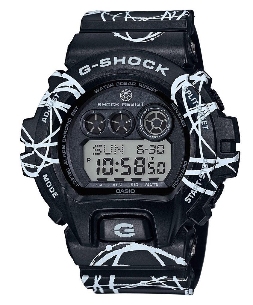 Мужские часы Casio G-Shock GD-X6900FTR-1ER