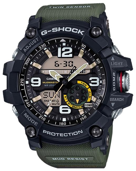Мужские часы Casio G-Shock GG-1000-1A3ER