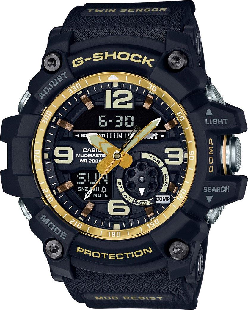 Мужские часы Casio G-Shock GG-1000GB-1AER