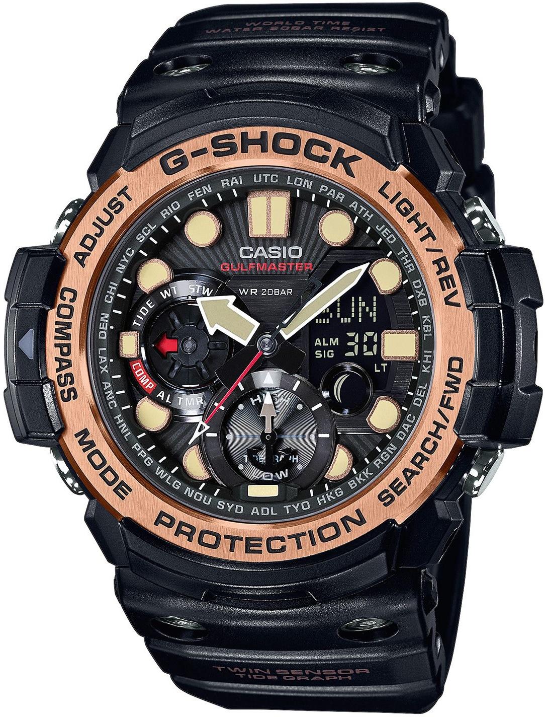 Мужские часы Casio G-Shock GN-1000RG-1AER