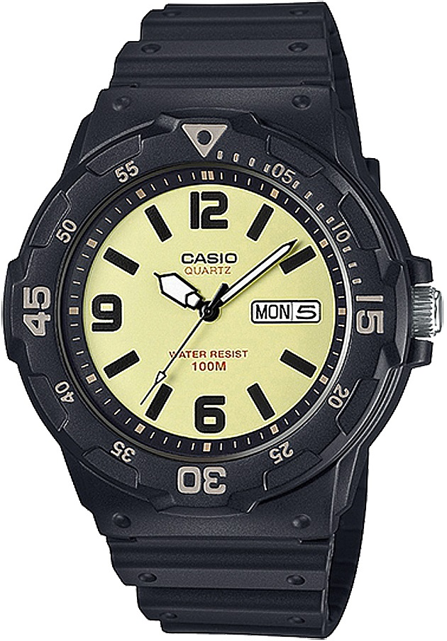Мужские часы Casio Standard MRW-200H-5BVDF