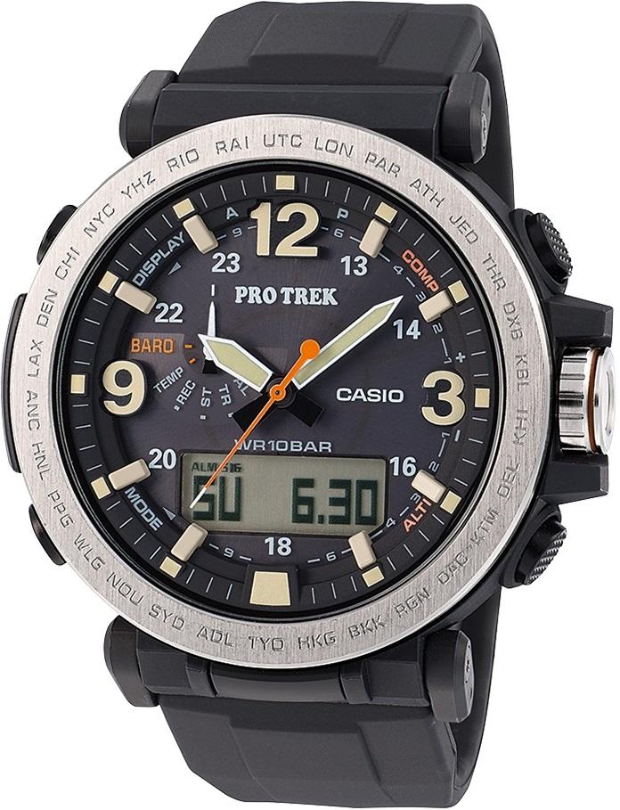 Мужские часы Casio Pro-trek PRG-600-1ER