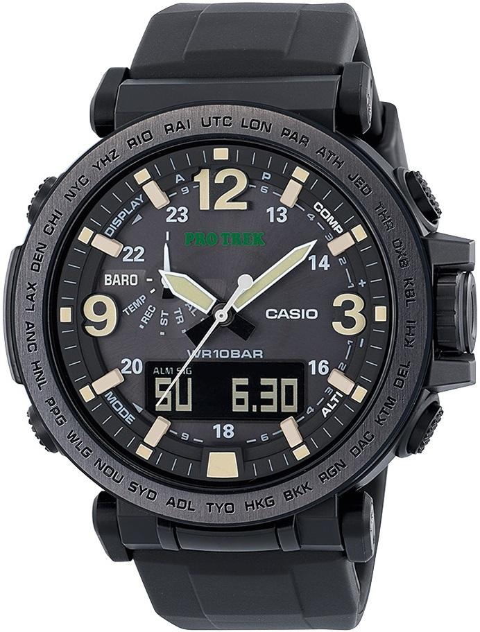 Мужские часы Casio Pro-trek PRG-600Y-1ER