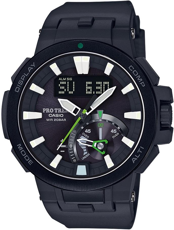 Мужские часы Casio Pro-trek PRW-7000-1AER