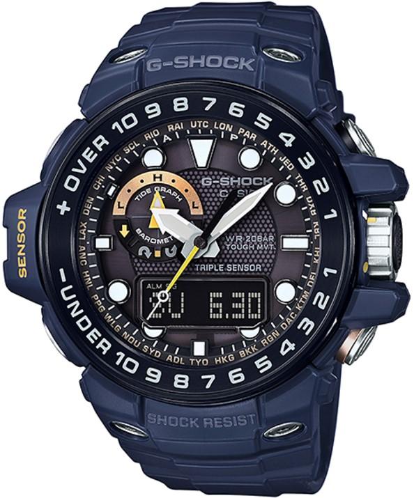 Мужские часы Casio G-Shock GWN-1000NV-2AER