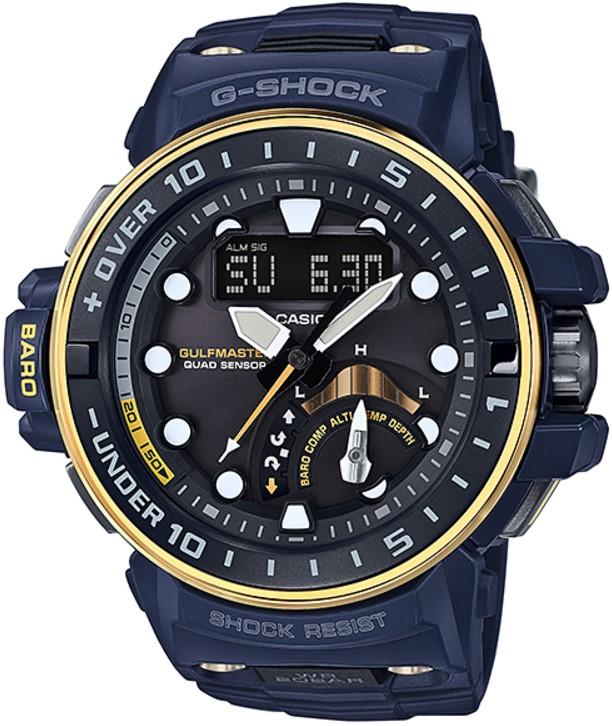 Мужские часы Casio G-Shock GWN-Q1000NV-2AER
