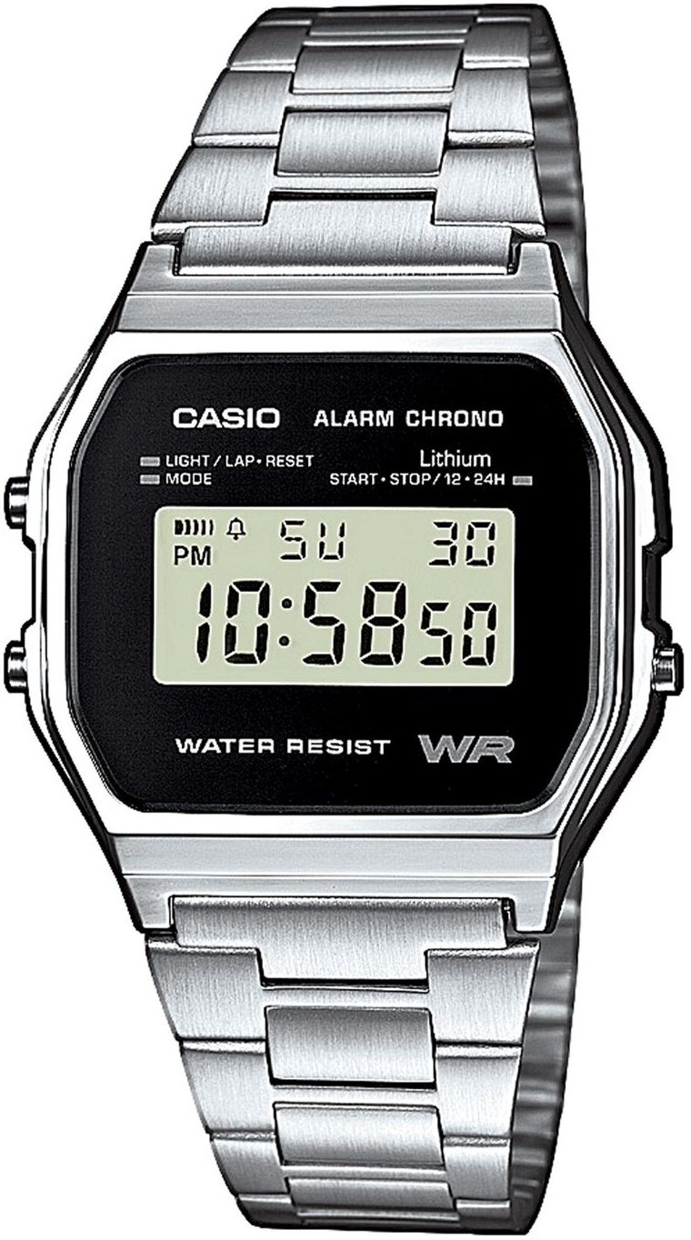 Мужские часы Casio Standard A158WEA-1EF