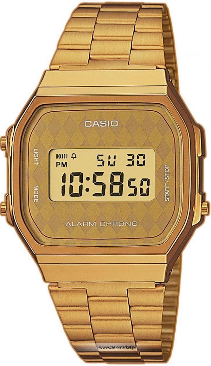Мужские часы Casio Standard A168WG-9BWEF