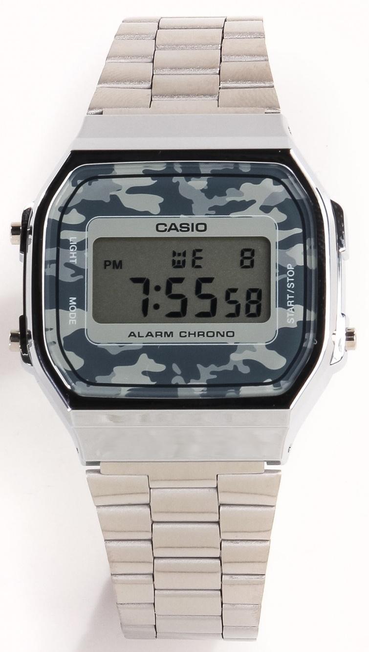 Мужские часы Casio Standard A168WEC-1EF
