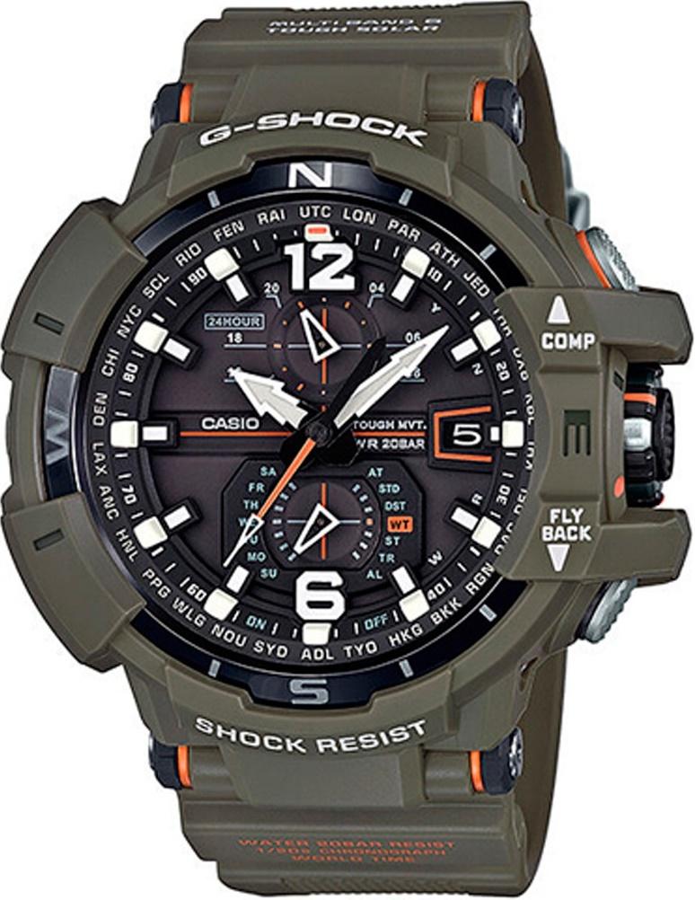 Мужские часы Casio G-Shock GW-A1100KH-3AER