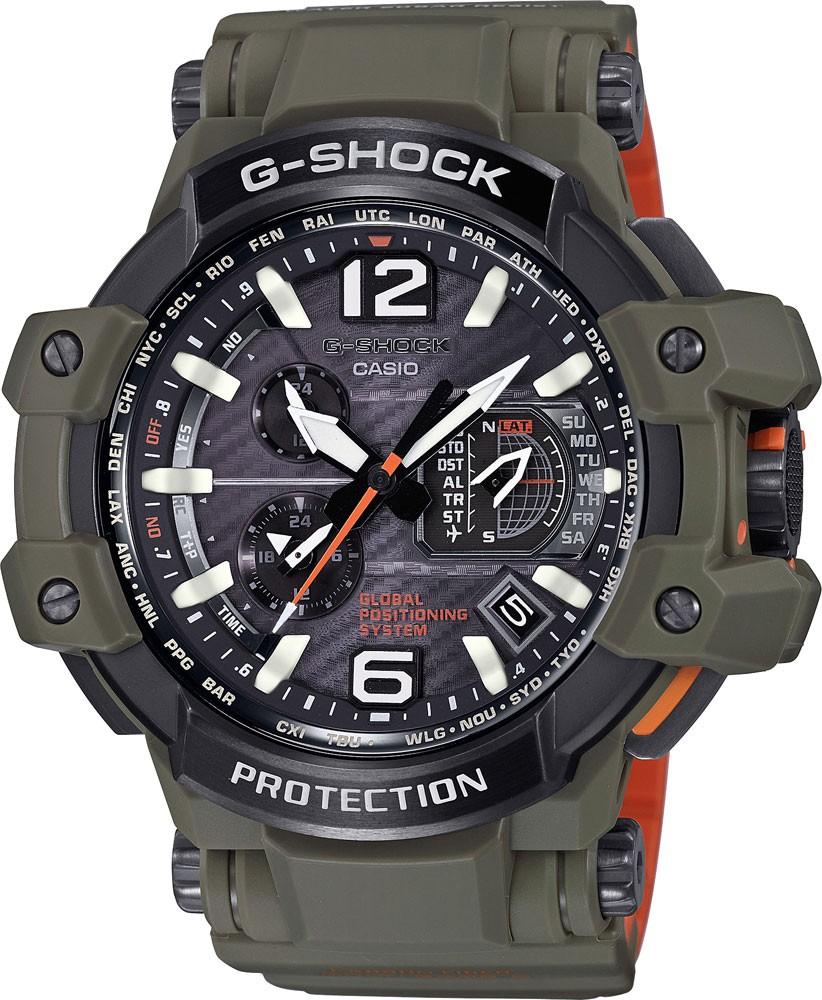 Мужские часы Casio G-Shock GPW-1000-1AER