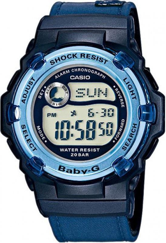 Женские часы Casio Baby-G BG-3002V-2AER