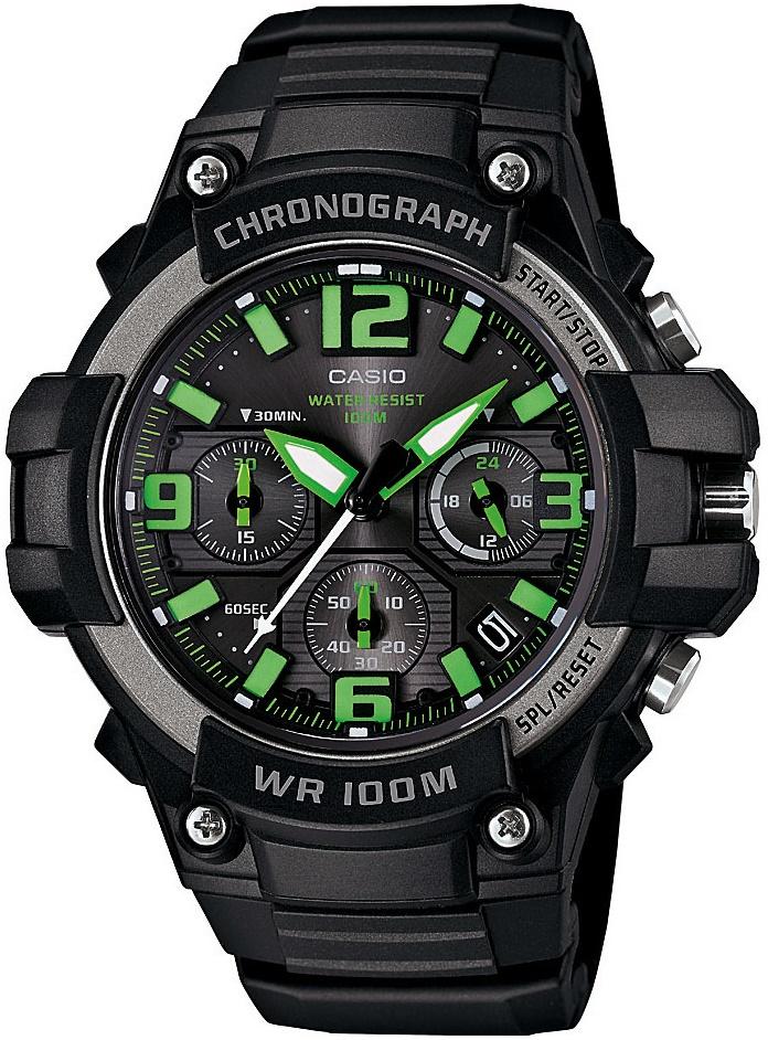 Мужские часы Casio MCW-100H-3AVEF