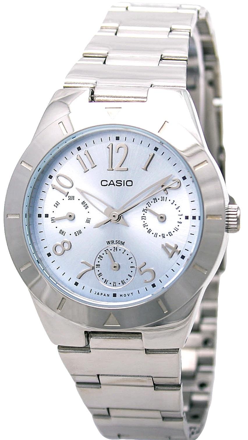 Оригинальные часы Casio Ladies LTP-2069D-2A2VEF