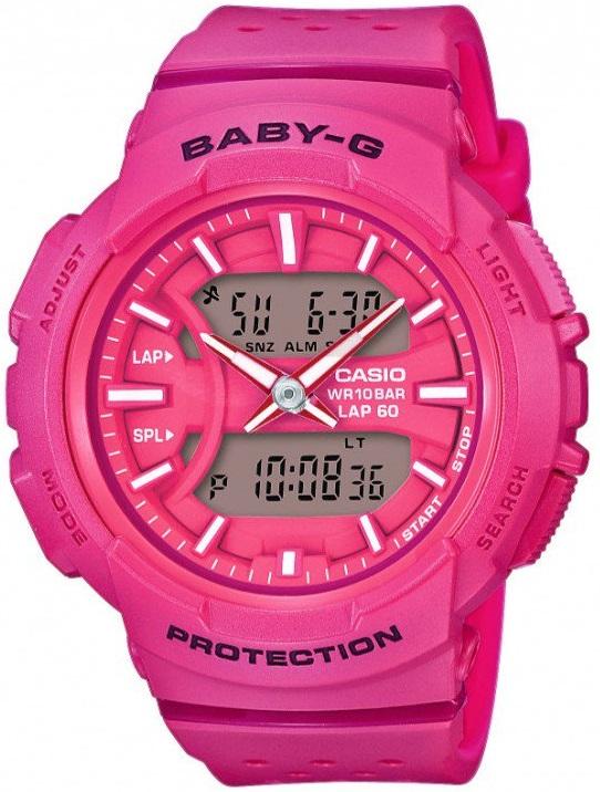 Детские часы Casio Baby-G BGA-240-4AER