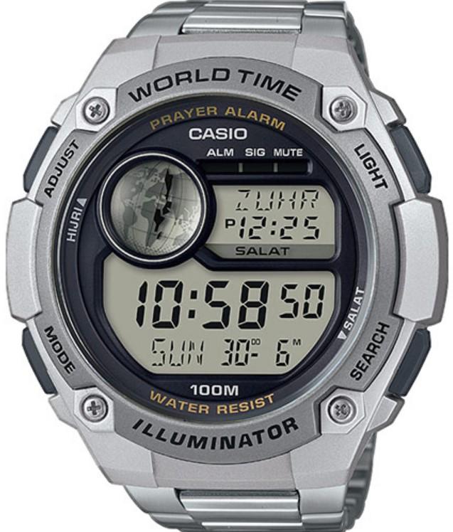 Мужские часы Casio Standard CPA-100D-1AVEF