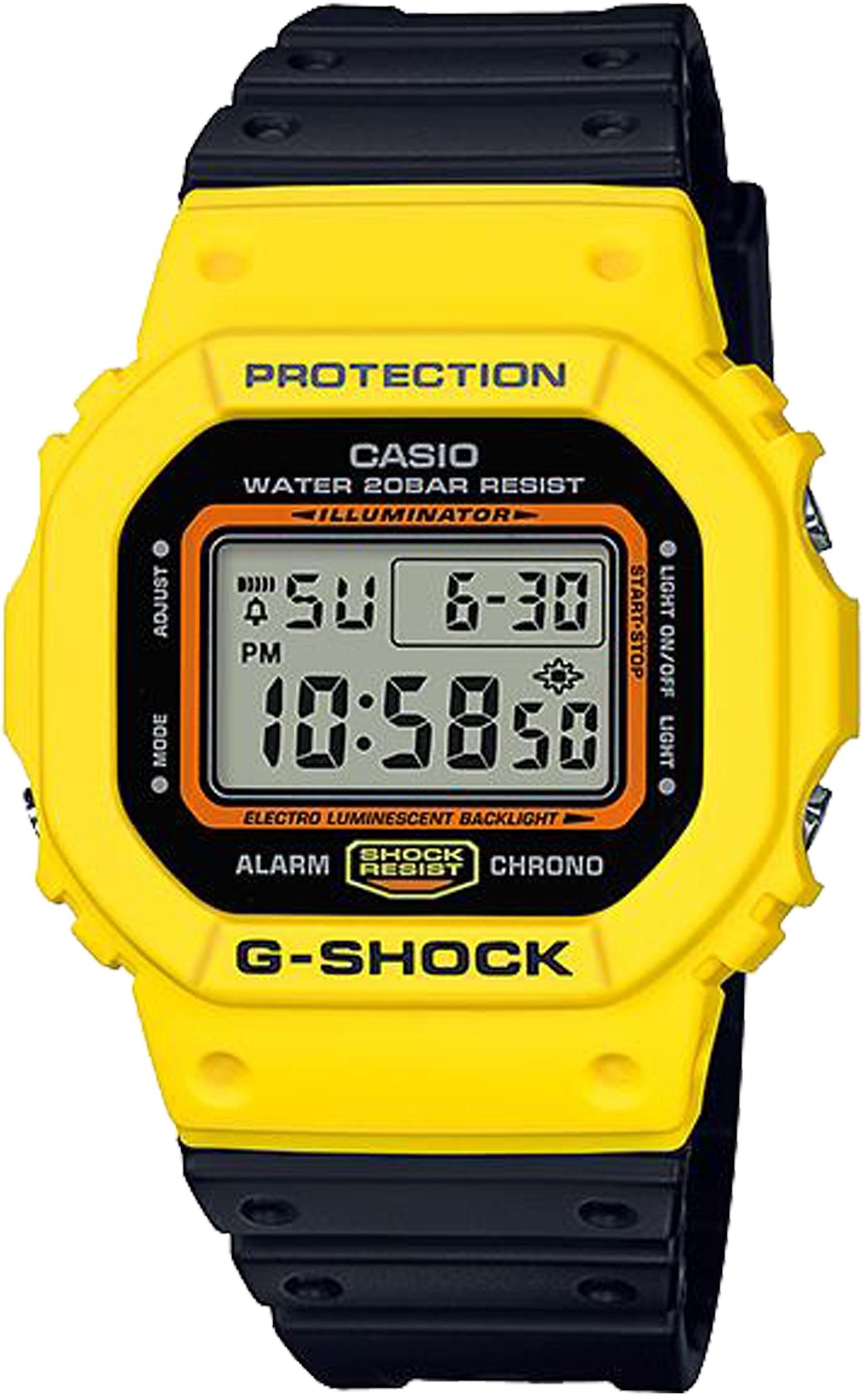 Мужские часы Casio G-Shock DW-5600TB-1ER