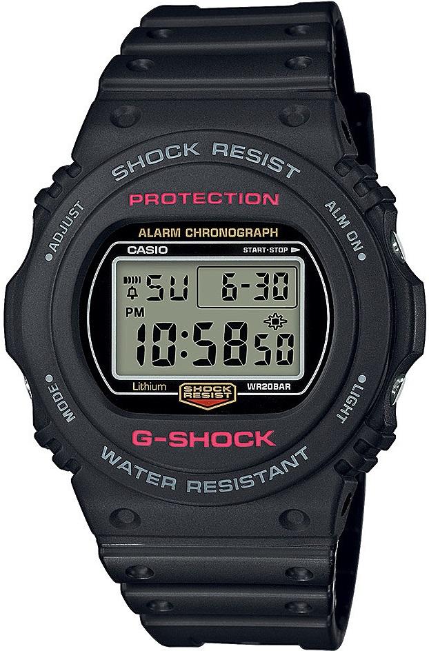 Мужские часы Casio G-Shock DW-5750E-1ER