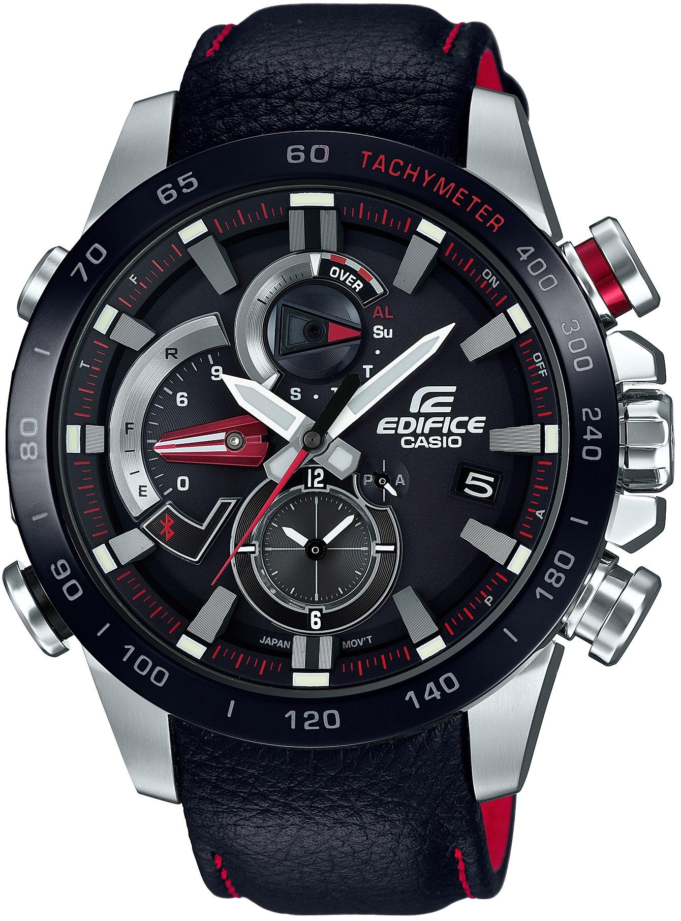 Мужские часы Casio Edifice EQB-800BL-1AER