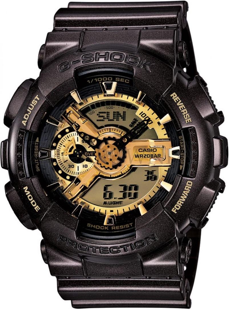 Мужские часы Casio G-Shock GA-110BR-5AER